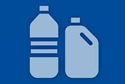 Articoli in materie plastiche