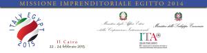 Missione Settoriale di imprese italiane, guidata dal Vice Ministro dello Sviluppo Economico Carlo Calenda (21-24 febbraio 2015).