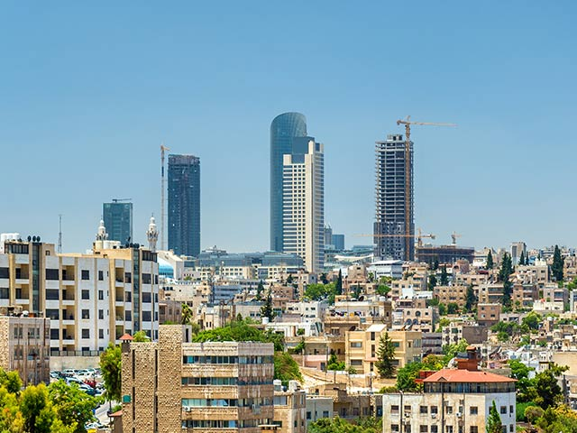 Volume scambi immobiliari in Giordania aumenta dell