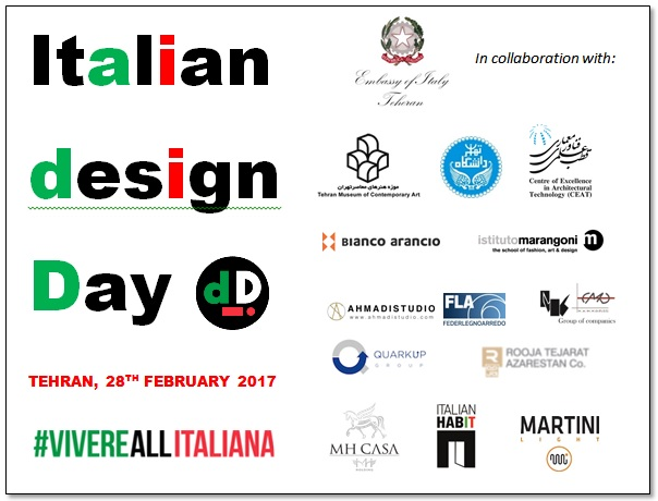 Italian Design Day 2018 – Teheran: