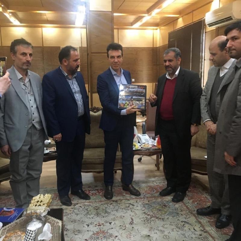 Missione dell'Ambasciatore Perrone nella città di Qazvin
