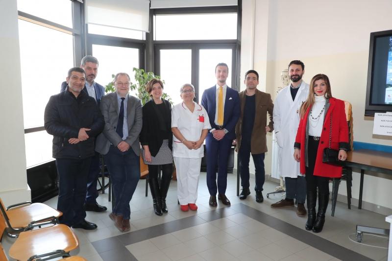 Visita di un gruppo iraniano attivo nel settore medico-sanitario in Emilia Romagna