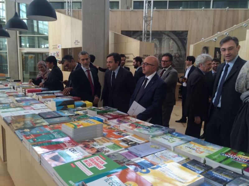 L'Italia Paese Ospite d'Onore alla Fiera Internazionale del Libro di Teheran