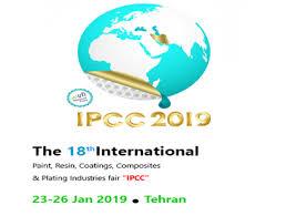 18a edizione IPCC 2019 (Fiera Internazionale sull'industria delle vernici, resine, composti e placcature)