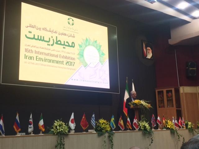 Visita a Teheran del Ministro dell'Ambiente e della Tutela del Territorio e del Mare