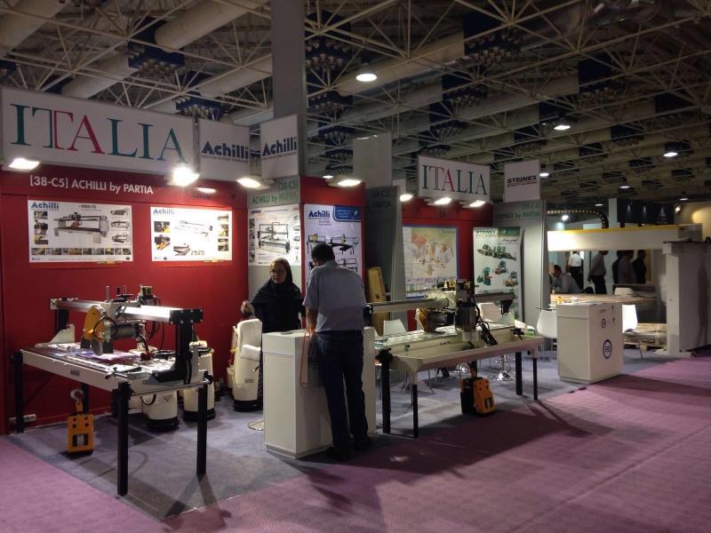 Patecipazione di 45 imprese italiane alla Iran Stone Exhibition 2016