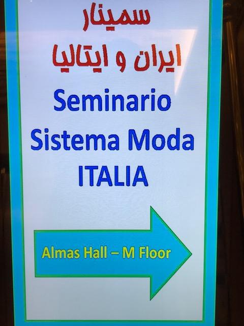 Missione imprenditoriale Sistema Moda Italia