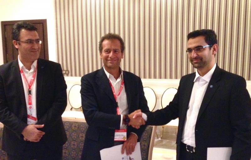 Intesa Telecom Italia Sparkle/Telecommunication Infrastructure Company of Iran