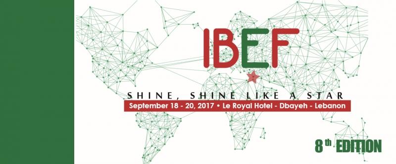 Forum Internazionale dell'Energia di Beirut (IBEF) 18- 20 settembre 2017