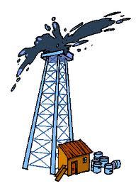 Esplorazione di giacimenti petroliferi
