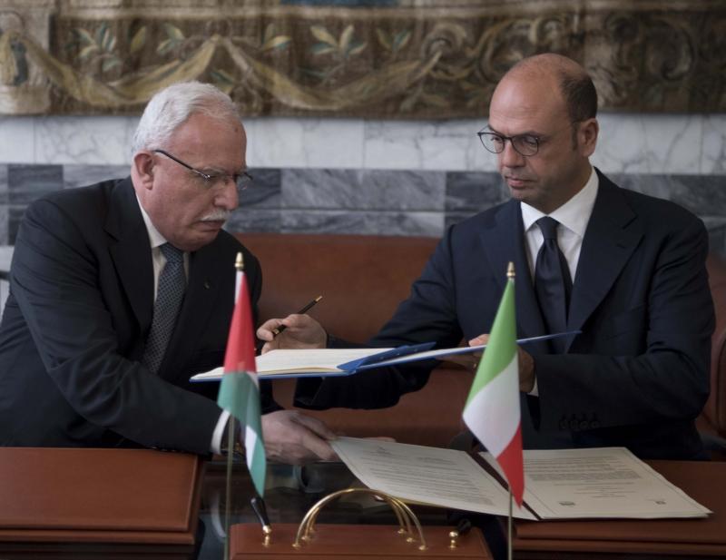"""Cooperazione culturale al centro del 3^ Comitato Ministeriale Congiunto italo-palestinese. Alfano: lavoriamo per un """"erasmus del mediteterraneo"""""""