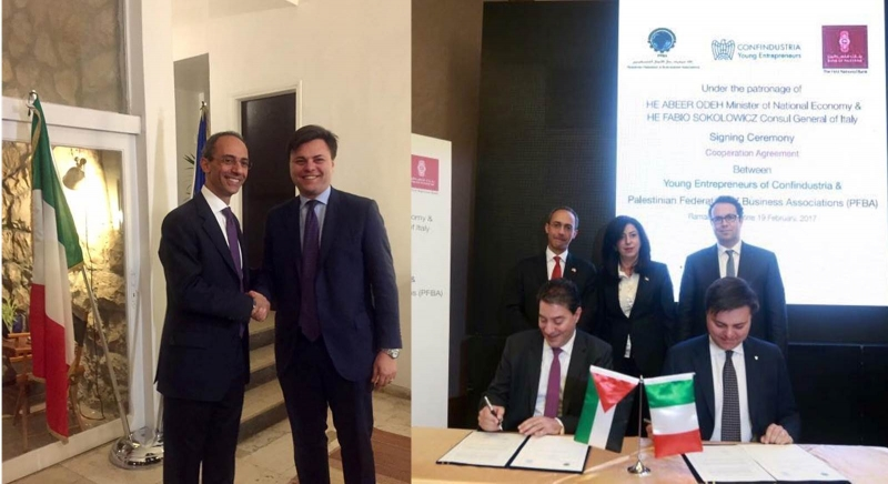 Italian Palestinian Joint Business Forum