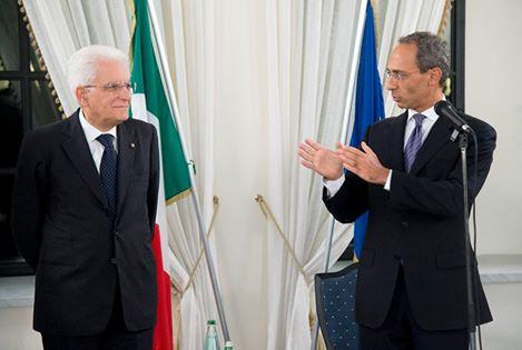 Il Presidente della Repubblica visita la Palestina