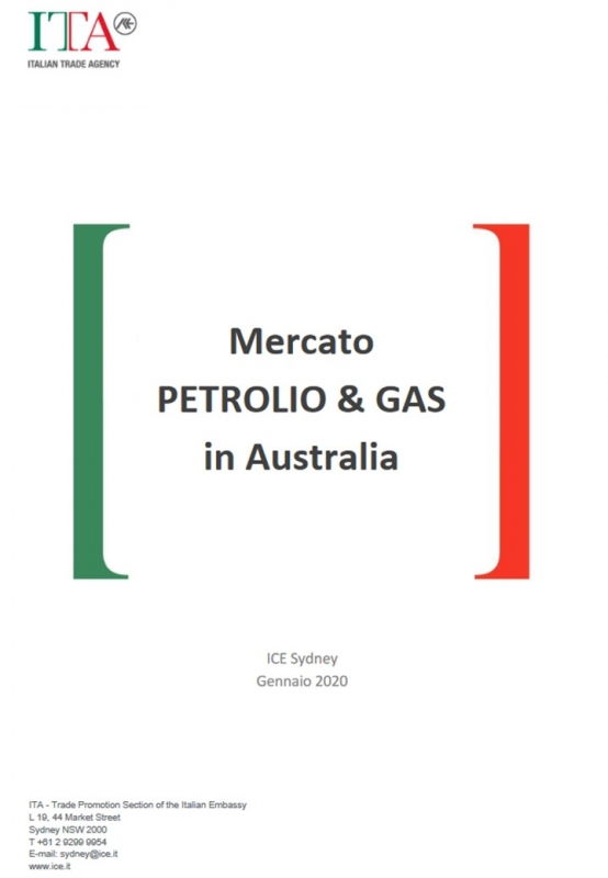 Mercato PETROLIO & GAS in Australia