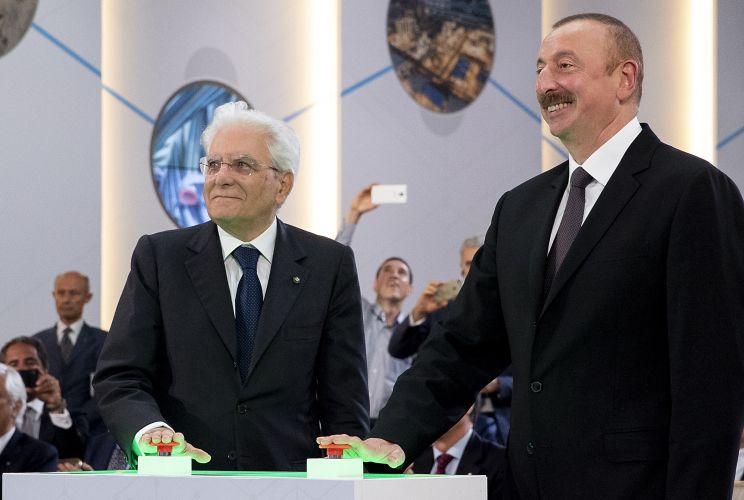 Inaugurato l'impianto di produzione di polipropilene di Sumgayit tra SOCAR Polymer e Maire Tecnimont, Baku, 18 luglio 2018