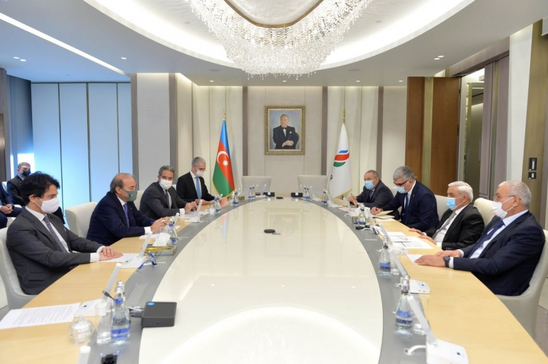 L'Italia si conferma partner prioritario dell'Azerbaigian: il gruppo italiano Maire Tecnimont firma nuovi contratti per 160 milioni di dollari
