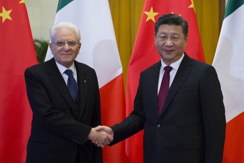 VISITA DI STATO DEL PRESIDENTE DELLA REPUBBLICA ITALIANA IN CINA