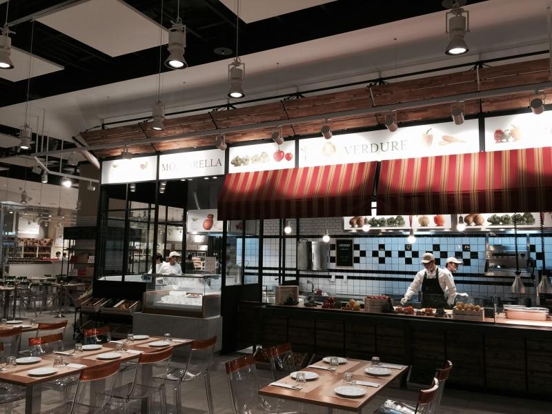 Inaugurazione primo punto vendita di Eataly in Corea