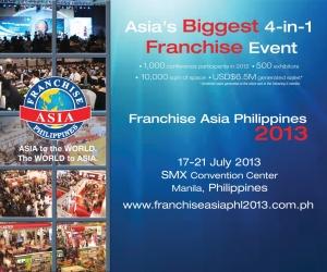 Franchise ASIA 2013