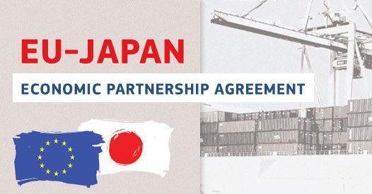 Entra in vigore l'Economic Partnership Agreement (EPA) Unione Europea-Giappone: registrazione degli esportatori italiani tramite REX