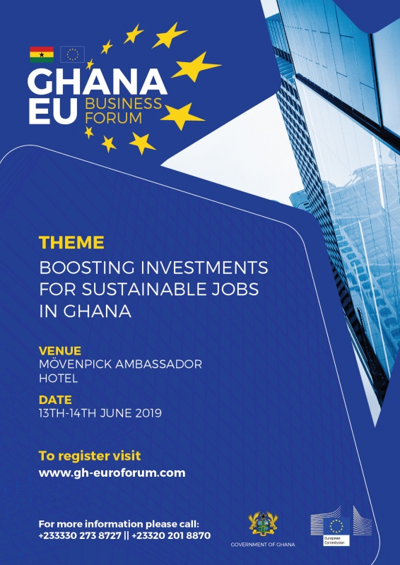 Ghana – EU Business Forum (13-14 giugno 2019)