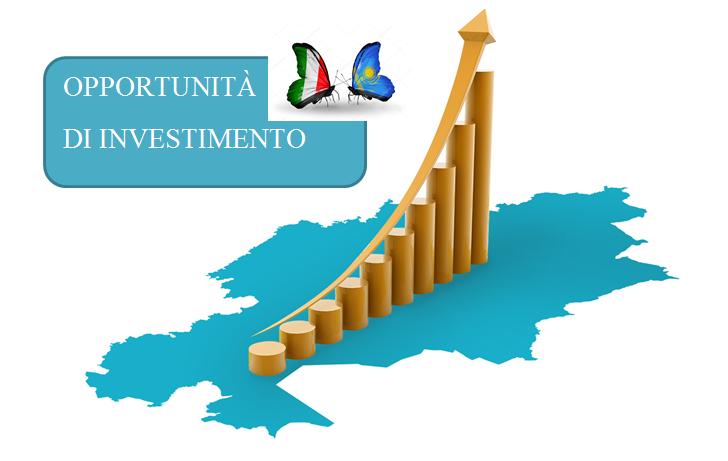 Opportunità di investimento in vari settori