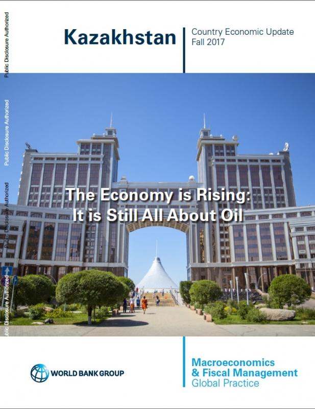Pubblicato il rapporto autunnale della Banca Mondiale sul Kazakhstan