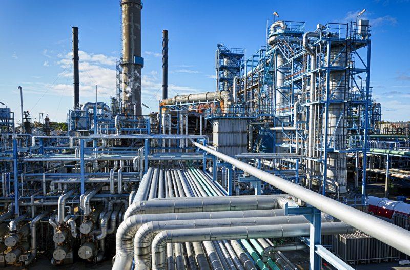 a costruzione di cinque impianti petrolchimici in Kazakistan sarà completata entro il 2025