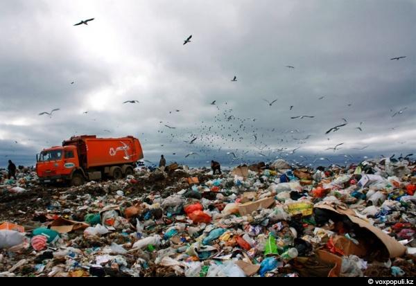 Opportunit� nel sistema di gestione dei rifiuti in Kazakhstan
