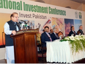 International Investment Conference (Islamabad, 27-28 ottobre, 2014)