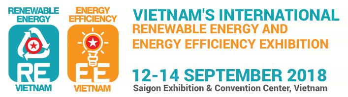 Vietnam Renewable Energy and Energy Efficiency Exhibition - RE & EE Vietnam 2018