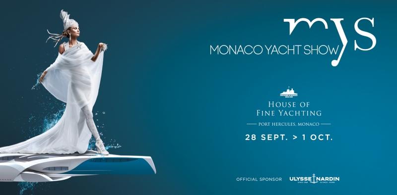 Monaco Yacht Show- Principato di Monaco- 28 Settembre - 1 Ottobre 2016