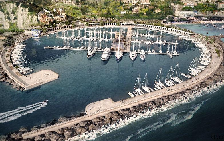 Investimento del Principato di Monaco per l'acquisizione del Porto di Cala del Forte a Ventimiglia