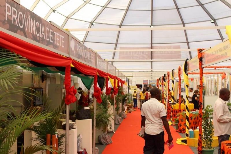 56ma edizione della FACIM - Feira Internacional de Moçambique