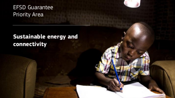Renewable Energy Program for Sub-Saharan Africa. Call per la presentazione di proposte.