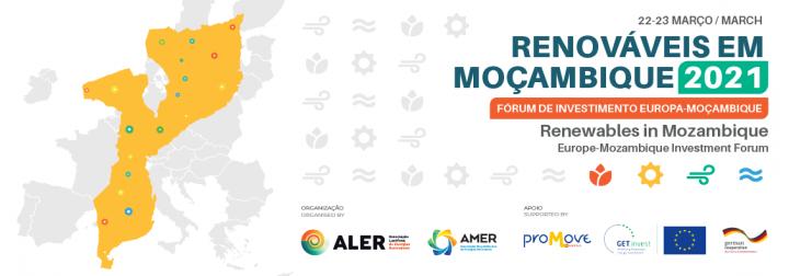 ALER - Forum di Investimento e Seminario per IPP sulle Energie Rinnovabili in Mozambico (22-24 Marzo).