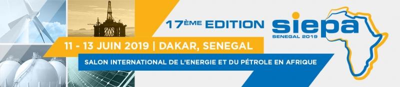 SIEPA, 17esima edizione del salone internazionale dedicato all' energia e al petrolio in Africa.
