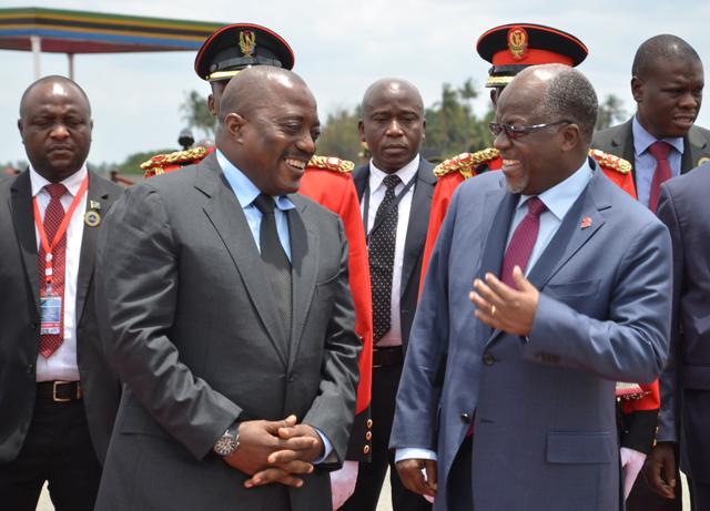 Accordo Tanzania – Repubblica democratica del Congo per esplorazioni congiunte