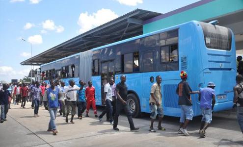 In cerca di partner per il trasporto rapido a Dar