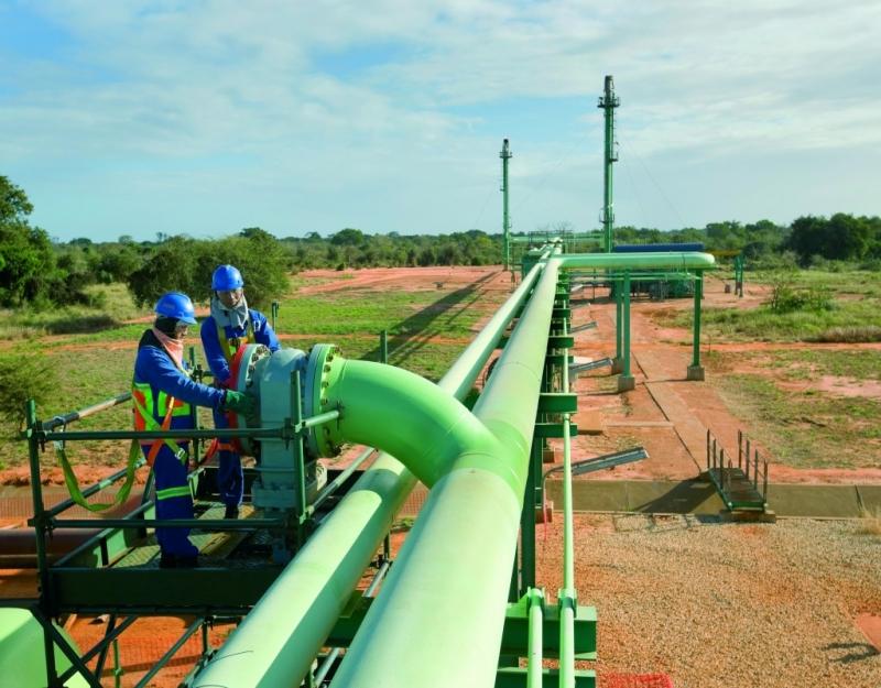 Uganda e Tanzania firmano l'accordo per il gasdotto di 1,400 km
