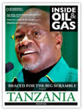 "Rapporto ""Inside Oil & Gas in Tanzania 2016"""