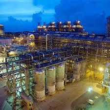 Costruzione del nuovo impianto di gas naturale liquefatto(GNL)