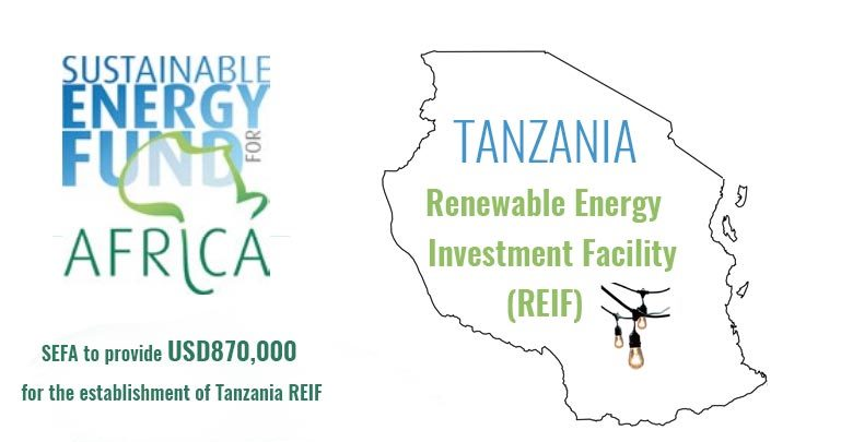 Agevolazioni tanzane sugli investimenti di energia rinnovabile