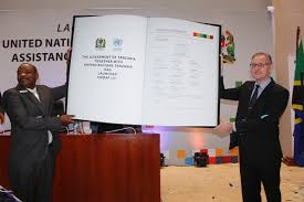 ONU stanzia 1.3b USD per lo sviluppo sostenibile in Tanzania