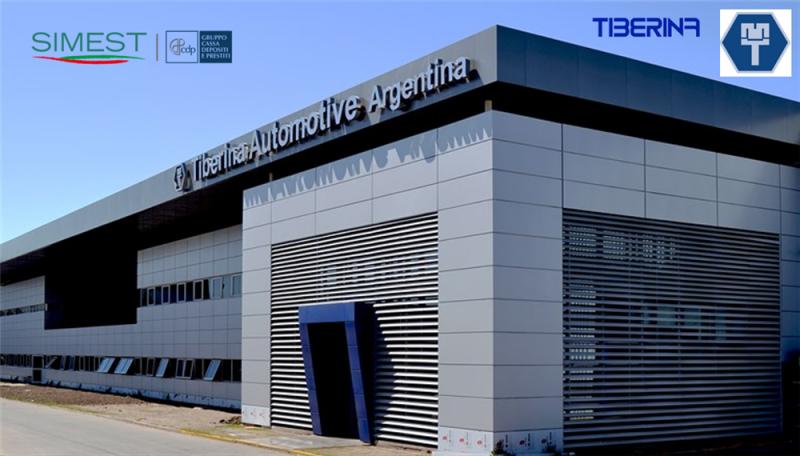 SIMEST sostiene il Gruppo Tiberina in Argentina
