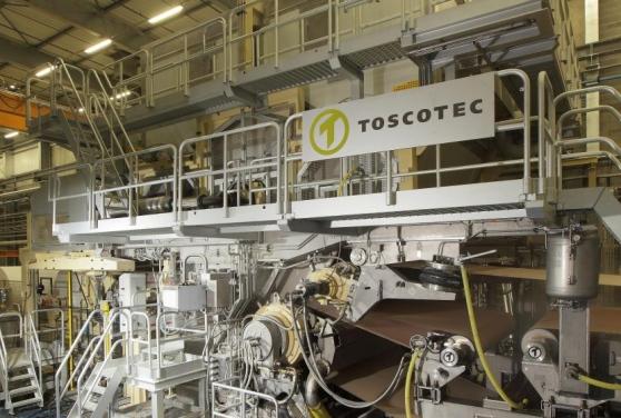 Toscotec esporterà impianti per carta in Argentina