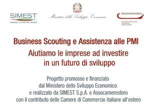 Dossier Informativo SIMEST-Assocamerestero: Opportunità di Business nel settore Trasporti e Logistica
