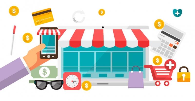 Le vendite delle PMI brasiliane attraverso l'e-commerce aumentano del 79,5% nel 2019