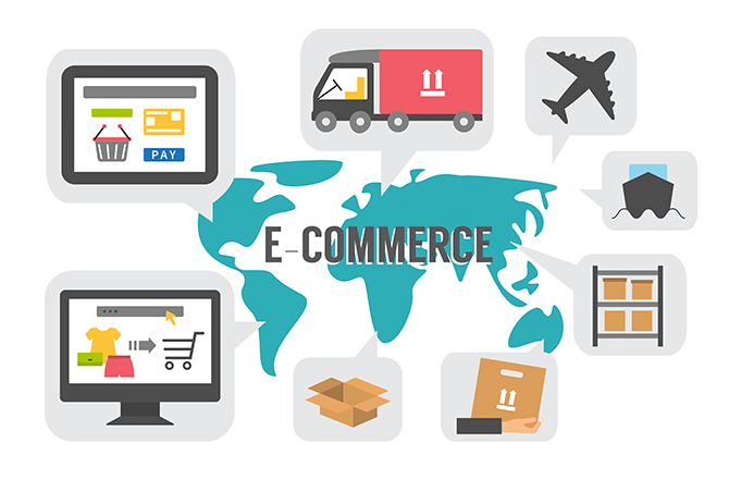 E-commerce: gli ordini aumentano a marzo del 30%