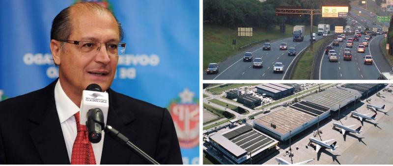 Il Governo di San Paolo annuncia ingente piano di concessioni nel settore trasporti